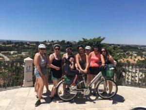 puglia tour e-bike