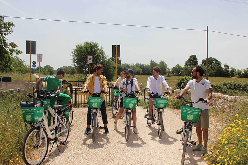 electric bike tour
