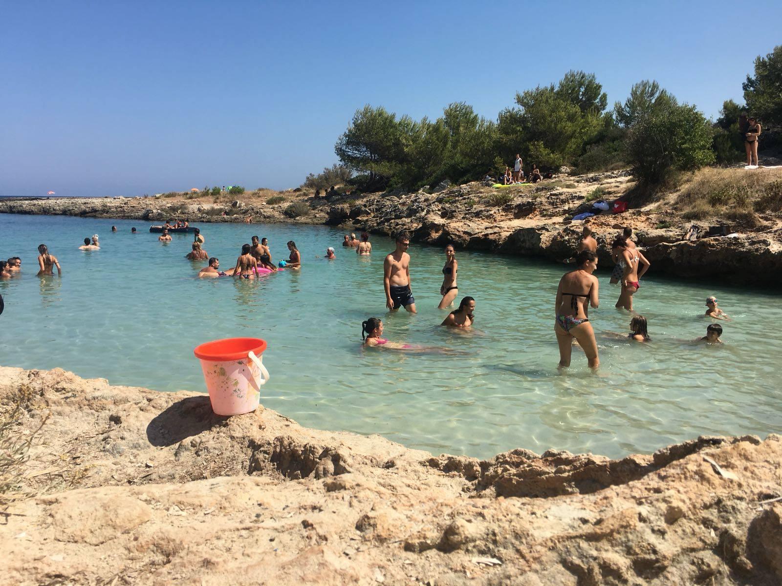 summer school, summer camp at beach
