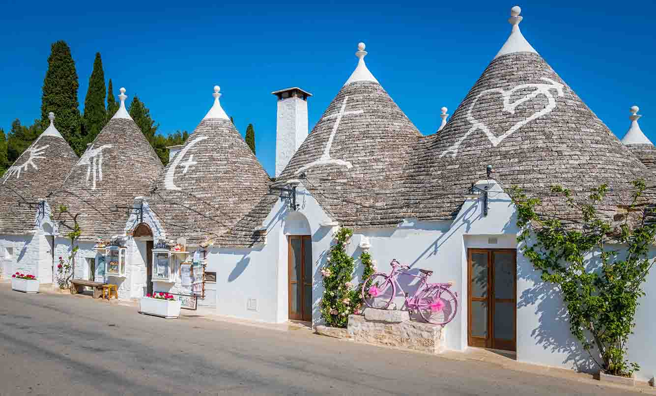 English In Italian: Learn Italian In Puglia, Italy At Trulli Italian Language