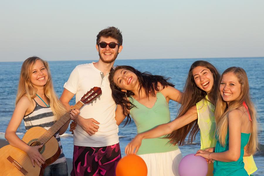 italian summer camp